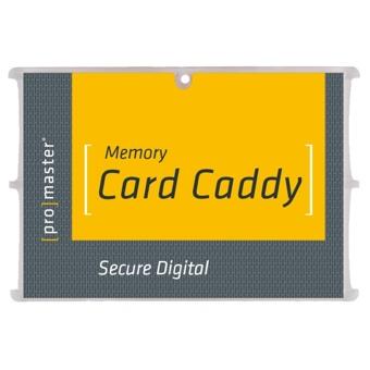 Memory Card Caddy SD #6102