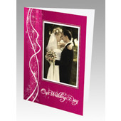 "6x4"" Folded Card Portrait - Single-sided (20 Pack)"