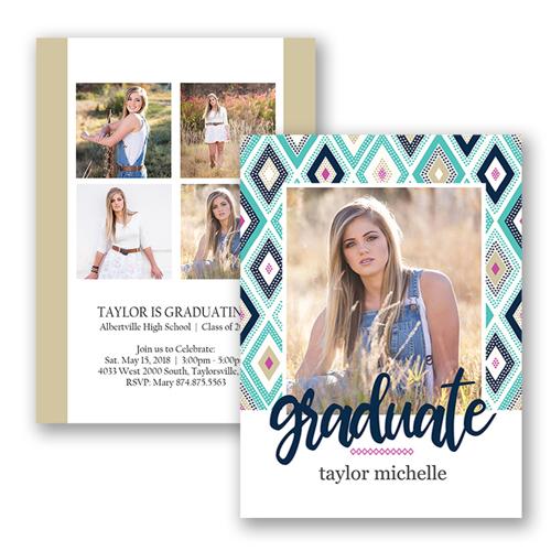 Grad Card (18-190-7x5)