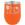 Verre à vin 12 oz orange LTM862