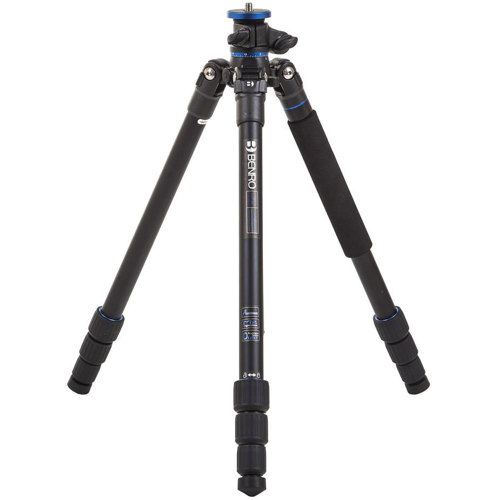Benro-SystemGo Plus FGP18A Aluminum Tripod-Tripods & Monopods