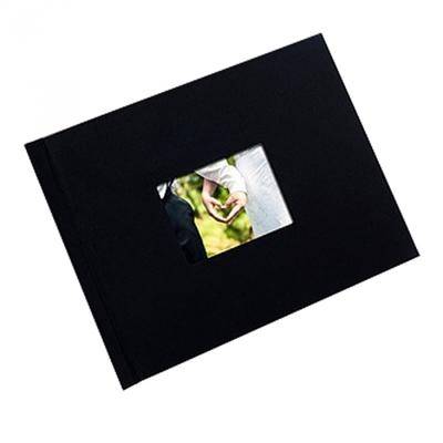 8 x 6 Black, Cloth, Window