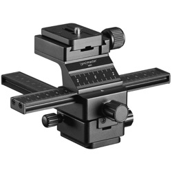 ProMaster-MR1 Macro Focusing Rail with Quick Release #6095-Tripods, Monopods and Support Accessories