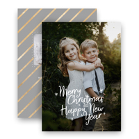 5x7 2-Sided Card  (18-087)