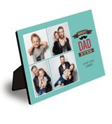 5x7 Dad Hardboard Frame - (PG-805)