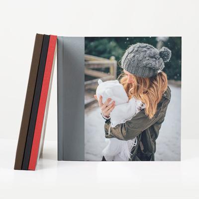 Book Classic Linen Photo Cover 11x11