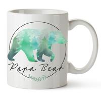 Papa Bear mug 15 oz