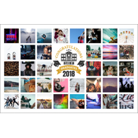 2018 Grad Collage - C (11x17)