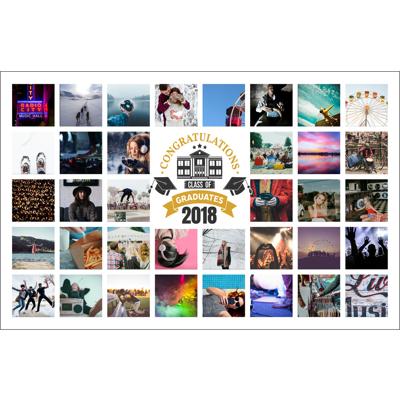 2017 Grad Collage - C (11x17)