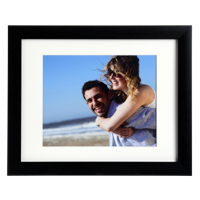 8x10 Matted Print in 11x14 Frame