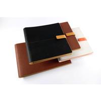 A4 Premium - Black & Tan Cover