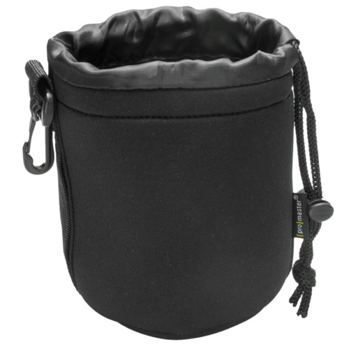 ProMaster-Neoprene Lens Pouch - Medium #7844-Bags and Cases