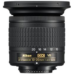 Nikon-AF-P DX NIKKOR 10-20mm f/4.5-5.6G VR-Lenses - SLR & Compact System