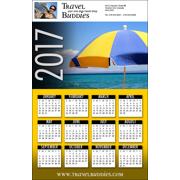2017 - 11x17 Vertical Poster Calendar