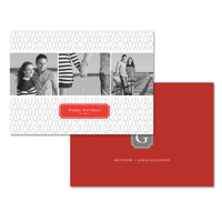 15-053_5x7 Cardstock Card - Set of 25