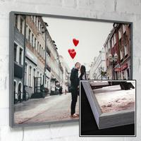 Aluminium Flush Framed Prints