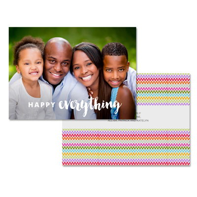 15-052_5x7 Cardstock Card - Set of 25