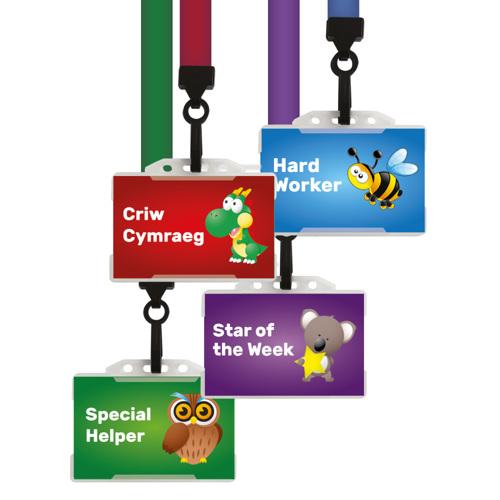20 x Pupil Badges Set