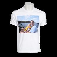 Medium Adult T-Shirt - H