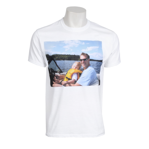 Large Adult T-Shirt - H
