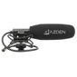 Azden-SGM-250MX Professional Compact Cine Mic w/ Mini XLR-Microphones and Accessories