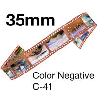 35mm C-41 Color Negative