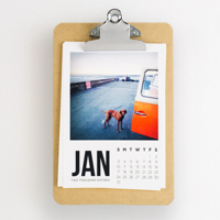 Clip-It Calendars