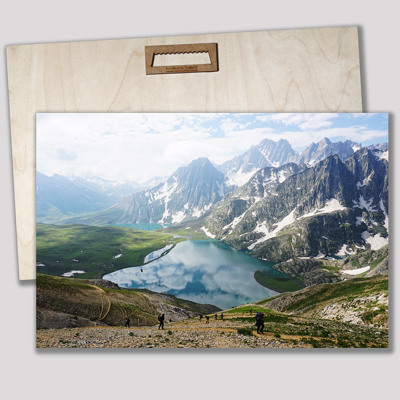 "200x300mm (8x12"" ) Eco Block - Horizontal - FreeStyle"