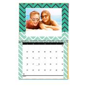 Pattern Calendar - 2017