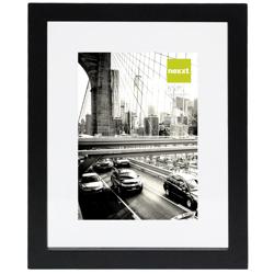 "Nexxt Design-Suspense 8""x10"" Wood Frame - Black Frame #PN28101-3-Cadres Photo"