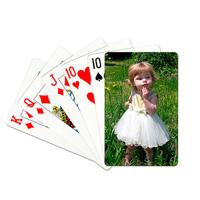 """Jeu de cartes avec 1 photo (2.25""""x3.5"""")"""