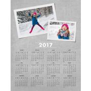 Magnet Calendar (17-05-V)