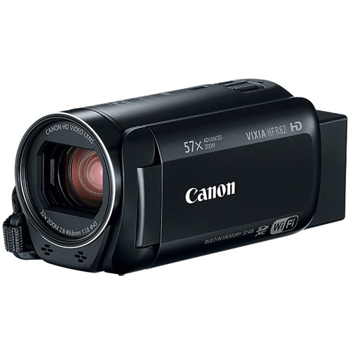 Canon-Vixia HF R82-Video Cameras