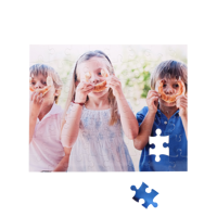 16 x 20 Premium Children's Photo Puzzle - Glossy