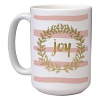 15 oz Christmas Mug (A4) Wrap
