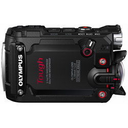 Olympus-Stylus Tough TG-Tracker-Video Cameras