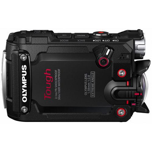 Olympus-Stylus Tough TG-Tracker-Caméras Vidéo
