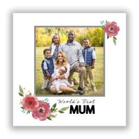 Best Mum 8x8-Flat Metal