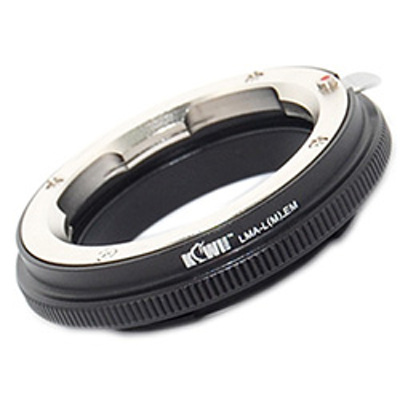 Kiwi Fotos-Camera Mount Adapter  for Leica M to NEX-Lens Converters & Adapters