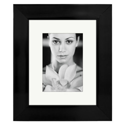 Malden-5x7 8x10 Manhattan Black-Photo Frames