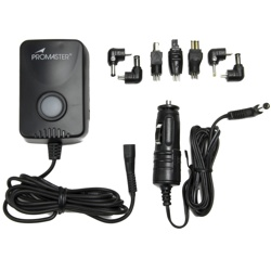 ProMaster-XtraPower Universal Digital Camera Power Adapter #3234-Batteries