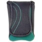 ProMaster-Agua Neoprene Camera Pouch - Turtle Green #9268-Bags and Cases