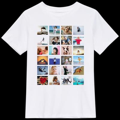 24 Photos Collage t-Shirt