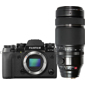 Fujifilm-X-T2 Compact System Camera with XF 100-400mm F4.5-5.6 R LM OIS WR Lens-Digital Cameras