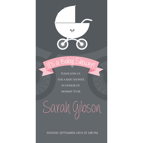 Baby Shower Card A
