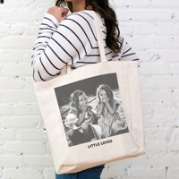 PG-890 - Canvas Tote Bag