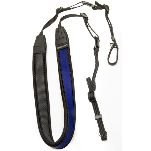 ProMaster-Cushion Strap QR - Blue #1031-Bags and Cases