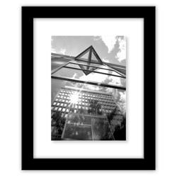 Malden-8x10 Floater Black-Photo Frames