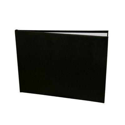 11 x 8.5 Landscape, Black, Cloth