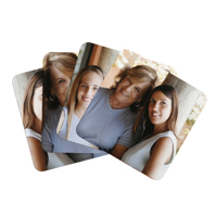 Photo Coasters, Set of 4